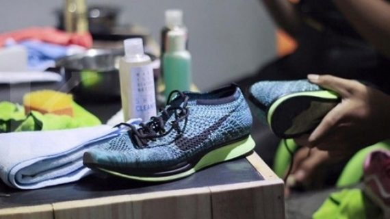 Peluang Usaha Cuci Sepatu Pontianak