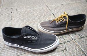 Pelayanan Cuci Sepatu Kota Pontianak