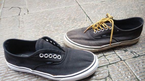 Pelayanan Laundry Sepatu Pontianak