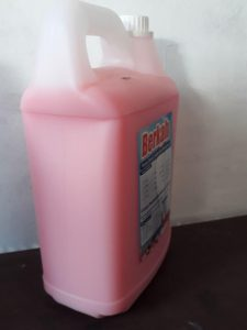 penjualan detergent laundry di indonesia