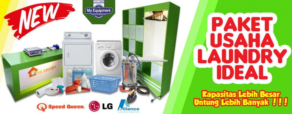 Mesin pengering Laundry Nomor 1 di Singkawang