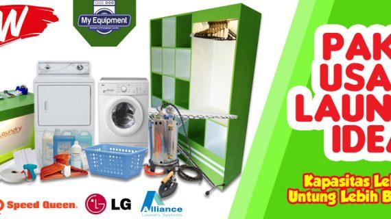 Alat dan Bahan Usaha Laundry Pontianak