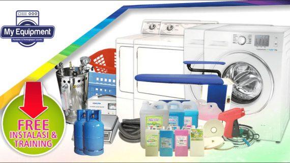 Agen Penjualan Peralatan Lengkap Laundry