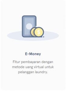 usaha laundry online