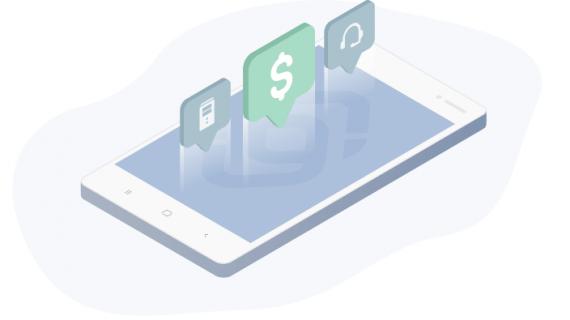 Aplikasi Laundry Android Smartlink