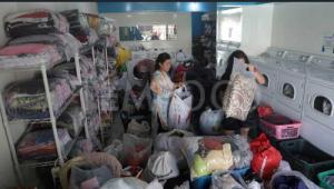 Jual Paket Bisnis Laundry Semarang