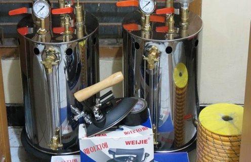 Menjual Setrika Uap Gas Terbaru diPontianak