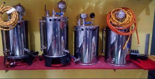 Menjual Setrika Boiler Loundry Kualitas Terbaik sePontianak