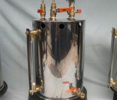 Menjual Setrika Uap Boiler Perlengkapan Usaha Murah Pontianak
