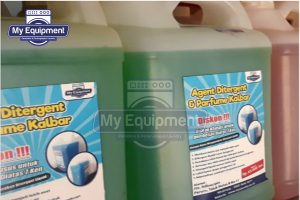 Paket Bisnis Laundry Kiloan Jakarta Pusat