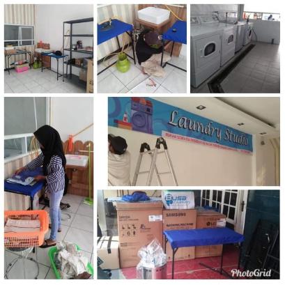 Paket Bisnis Laundry Ekonomis Semarang