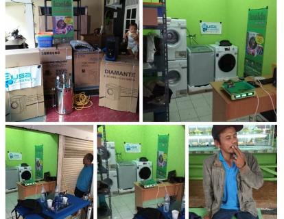 Paket Bisnis Laundry Termurah Banten