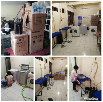 Jual Paket Bisnis Laundry Satuan Klaten