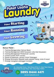 Harga Paket Usaha Laundry Murah Singkawang