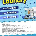 Paket Usaha Laundry Terbaik Pontianak