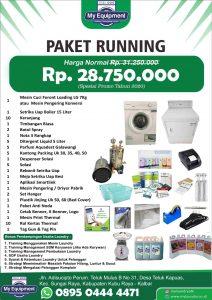 Paket Bisnis Laundry Rumahan Pontianak
