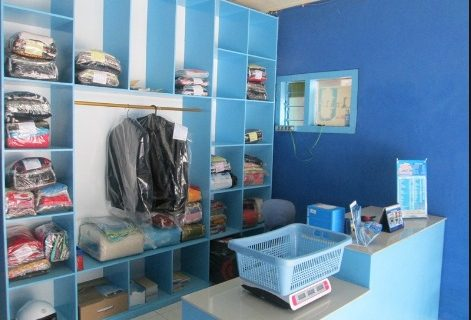 Paket Usaha Laundry Kiloan Banten