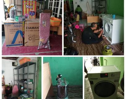 Paket Bisnis Laundry Lengkap Sukabumi