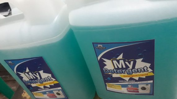 Paket Bisnis Laundry Lengkap Magelang