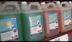 Paket Bisnis Laundry Pemula Yogyakarta