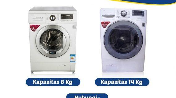 Mesin Laundry di Mojekerto