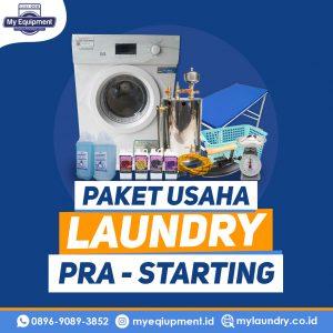 Paket Bisnis Laundry Ekonomis Purwokerto
