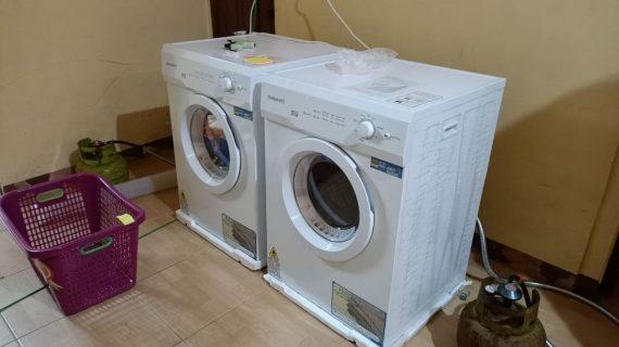 Mesin Laundry di Serang