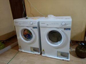 Mesin Laundry di Klaten