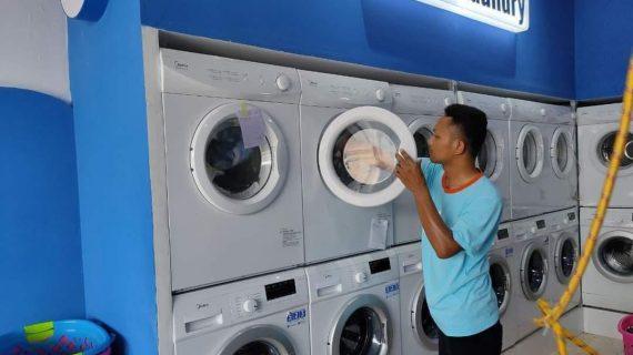 Paket Bisnis Laundry Kiloan Subang